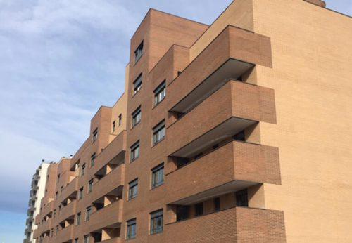 España es el segundo país de Europa con más gente viviendo en pisos