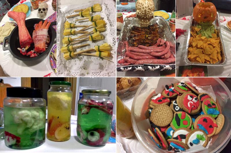 El espíritu festivo de El Cañaveral no se queda atrás en Halloween