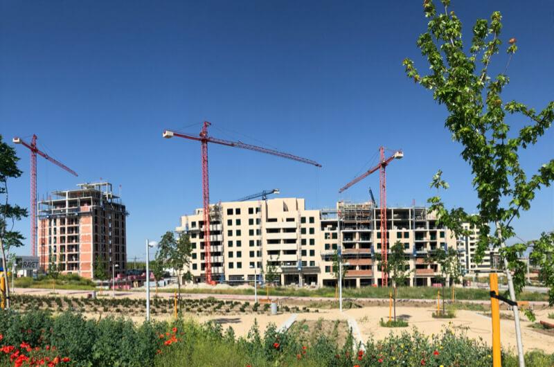 Crecimiento inmobiliario en España en los próximos años