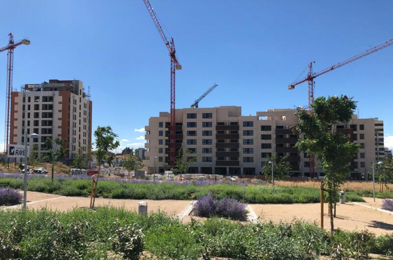 España entre la élite de inversión inmobiliaria