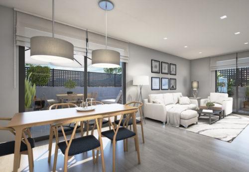 La importancia de la calidad en los pisos de nueva construcción