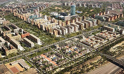 La Estrategia del Sureste: el crecimiento sostenible de Madrid