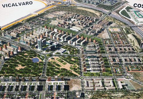 El Cañaveral: un barrio que contará con grandes infraestructuras