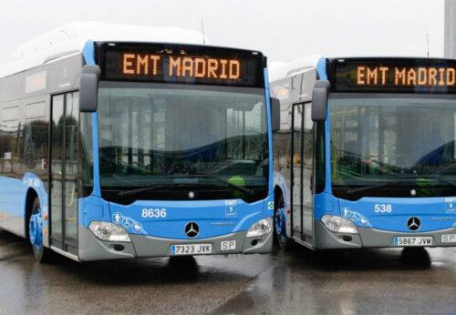 Nuevas mejoras del transporte en El Cañaveral